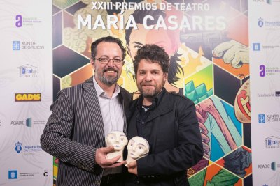 Aulas de Teatro Universitario de Santiago e Ourense
